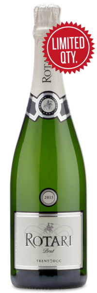 Rotari Prosecco Brut NV - Winery Front Label