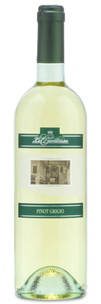 Le Contesse Pinot Grigio - Winery Front Label