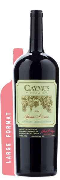2014 Caymus Special Selection | 1.5L - Winery Front Label