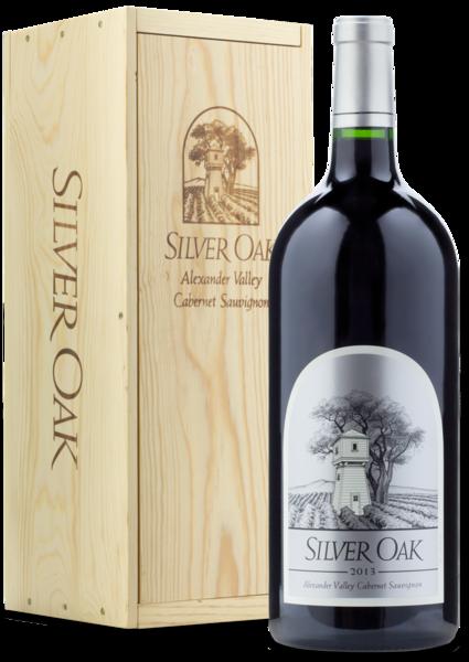 2013 Silver Oak Alexander Valley Cabernet Sauvignon | 3L - OWC