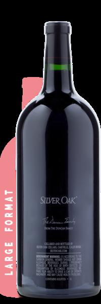2012 Silver Oak Napa Valley Cabernet Sauvignon | 3L - Winery Back Label