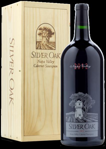 2012 Silver Oak Napa Valley Cabernet Sauvignon | 3L - OWC
