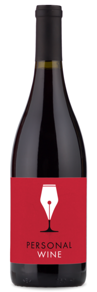 2015 Plunder California Pinot Noir - Labeled