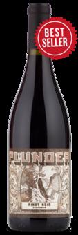 2015 Plunder California Pinot Noir wine gift