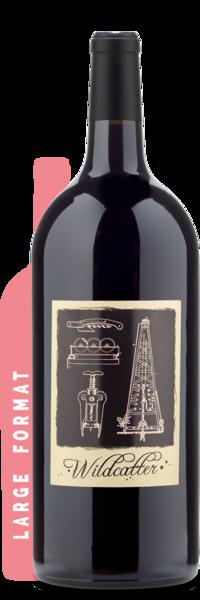 2015 Wildcatter Mt. Veeder Cabernet Double Magnum | 3L - Winery Front Label
