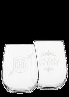 Glasswareset front
