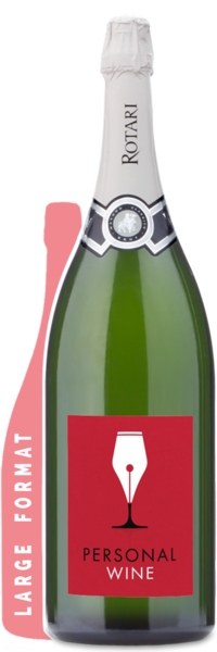 Rotari Prosecco Brut Double Magnum | 3L - Labeled