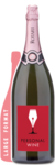 Rotari Rosé Double Magnum | 3L - Labeled