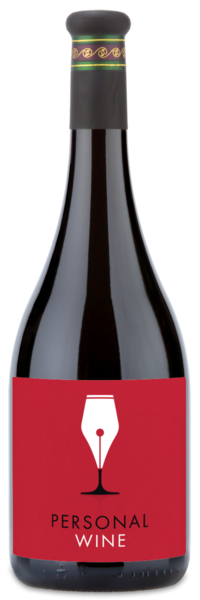 Turley California Old Vines Zinfandel - Label