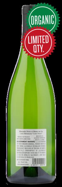 Grand Mouton Muscadet - Winery Back Label