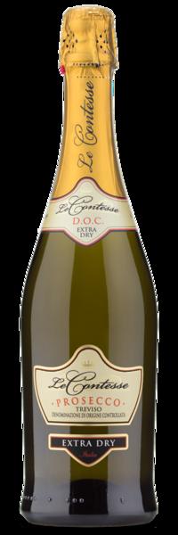 Le Contesse Prosecco Treviso - Winery Front Label