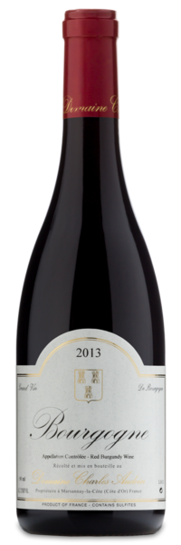 2013 Domaine Charles Audoin Bourgogne Pinot Noir - Winery Front