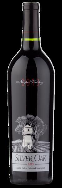 2013 Silver Oak Napa Cabernet Sauvignon - Winery Front Label