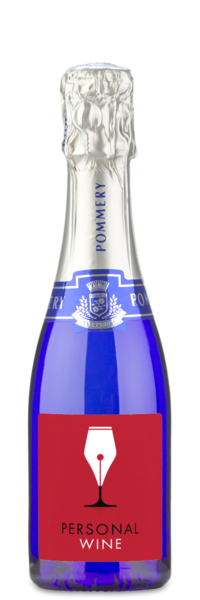 Pommery POP Champagne Minis - Labeled