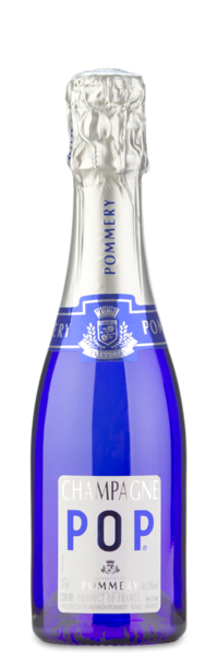 Pommery POP Champagne Minis - Winery Front