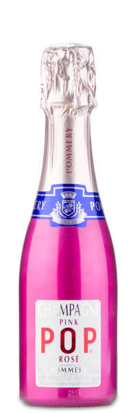 Pommery Pink POP Rosé Mini - Winery Front