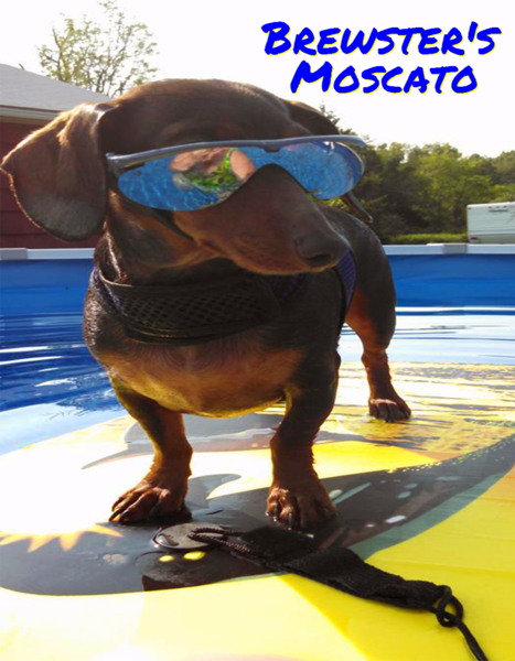 Brewster's Moscato - Artwork
