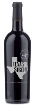 Texasstrongpremium engraving