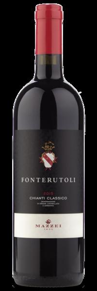 Castello di Fonterutoli Chianti Classico - Winery Front Label