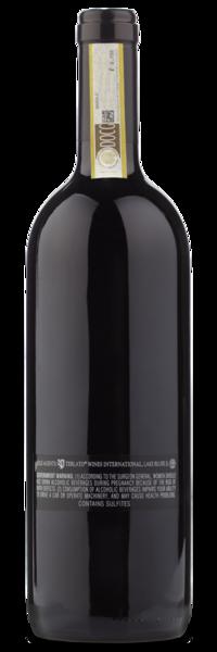 "Gaja ""DaGromis"" Barolo - Winery Back Label"