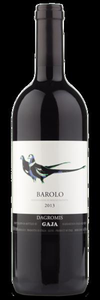 "Gaja ""DaGromis"" Barolo - Winery Front Label"