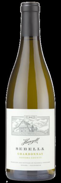2016 Hanzell Vineyards Sebella Chardonnay - Winery Front Label