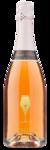 Segura Viudas Cava Brut Rosé - Engraved