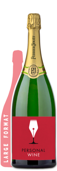 Perrier Jouet Grand Brut | 1.5L - Labeled