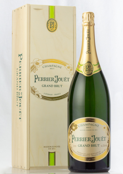 Perrier Jouet Grand Brut | 3L - Bottle Box Combo