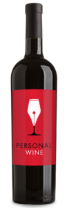 2007 Diamond Mountain Vineyard Red Blend by Constant - Label