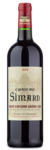 Château Simard Saint-Émilion Grand Cru - Winery Front Label