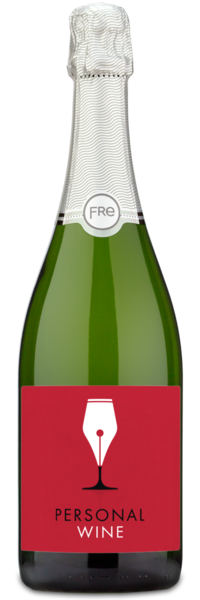 FRE Sparkling Brut - Labeled