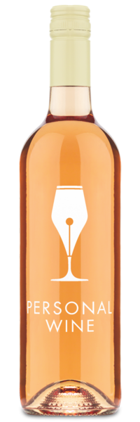 Rose Gold Rosé - Engraved Example