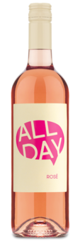 All Day Rosé wine gift