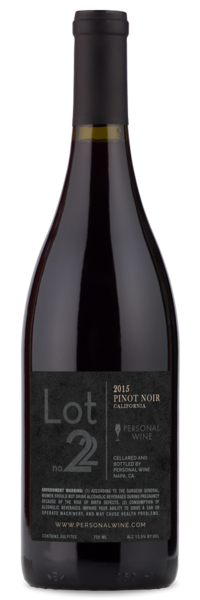 Lot 22 - Winery Back