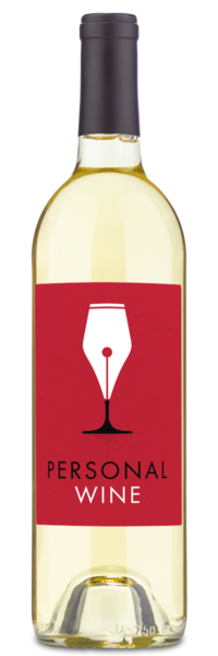 2017 Villa Veneta Pinot Grigio - Labeled Example