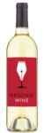 2017 Villa Veneta Pinot Grigio - Labeled Example