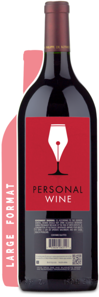2011 Opus One Magnum - Labeled Example