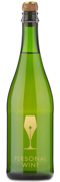 Val de France Sparkling Apple - Engraved Example