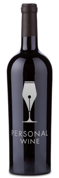 2014 Wildcatter Mt. Veeder Cabernet - Engraved Example