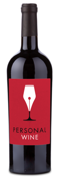 2014 Wildcatter Mt. Veeder Cabernet - Labeled Example