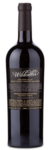 2014 Wildcatter Mt. Veeder Cabernet - Winery Back Label