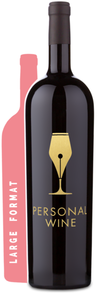 2016 Motherload Red Blend Magnum - Engraved Example