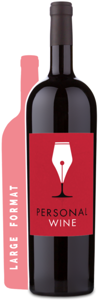 2016 Motherload Red Blend Magnum - Labeled Example