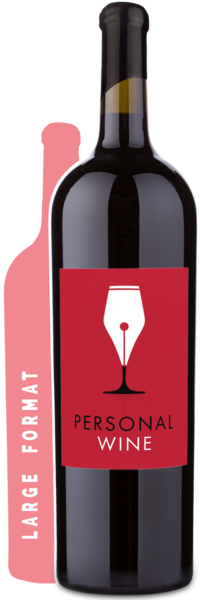 2016 Motherload Red Blend Double Magnum - Labeled Example