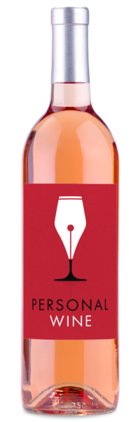Fall Creek White Zinfandel - Labeled Example