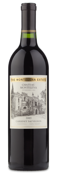 Château Montelena Cabernet - Winery Front