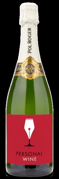 Pol Roger Brut Reserve - Labeled Example