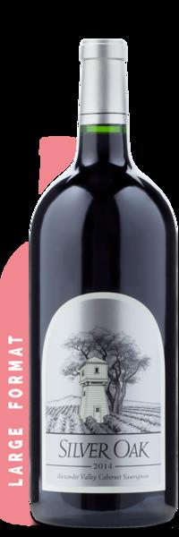 2014 Silver Oak Alexander Valley Cabernet Sauvignon | 3L - Winery Front