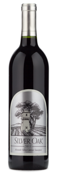Silver Oak Alexander Valley Cabernet Sauvignon - Winery Front